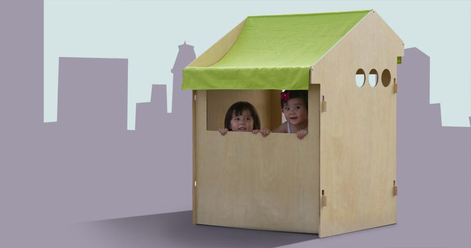 playhouse plywood plans